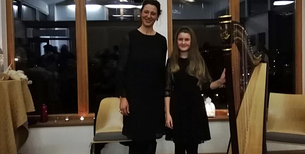 Helga Graef & Natalie Folzwinkler