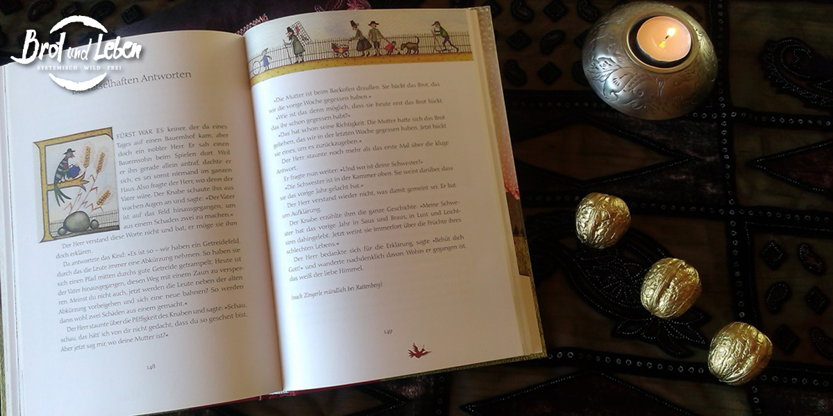 Tiroler Märchenbuch (von Frau Wolle)