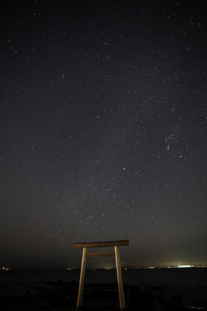 "つぶて浦  CanonEOS 5Dmk2  Samyang14mmF2.8  iso2500 14mm f4 30""  photo: toshimasa"