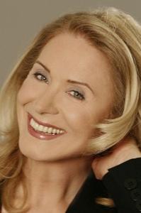 Moderatorin Veronika Schupfer