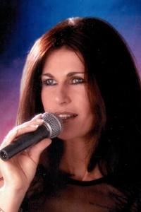 Moderatorin Melanie Kometer