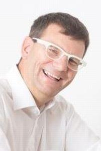 Moderator Andreas Jenewein