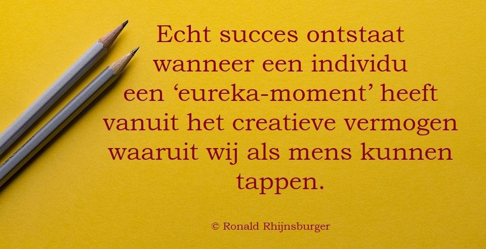 Quote / Echt succes