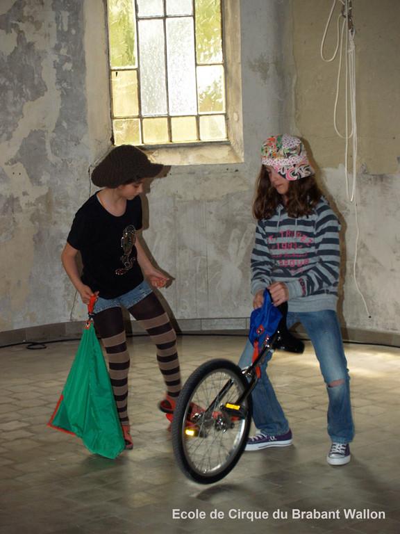 Ecole de Cirque du Brabant Wallon