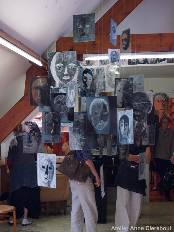 Atelier de Anne Clerebout