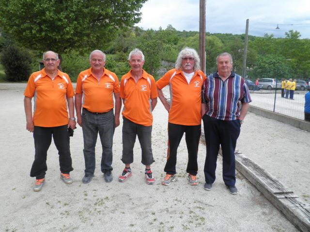 Equipe Chareyron St Fortunat