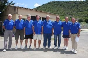 Equipe de Villeneuve de Berg