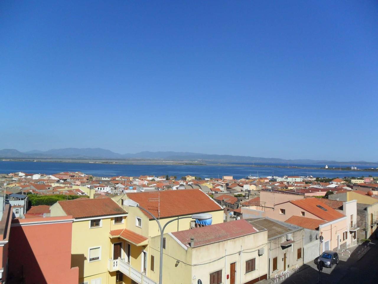 """Vista dalla terrazza privata della camera """"Il Belvedere"""""""