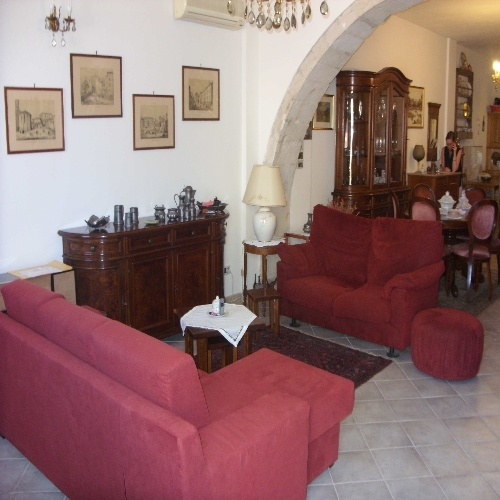 Common area at the ground floor