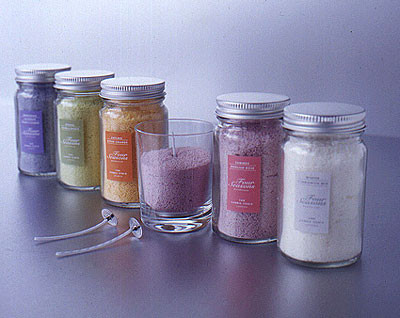 powder candle