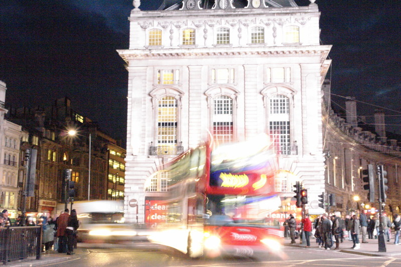 piccadilly london, uk
