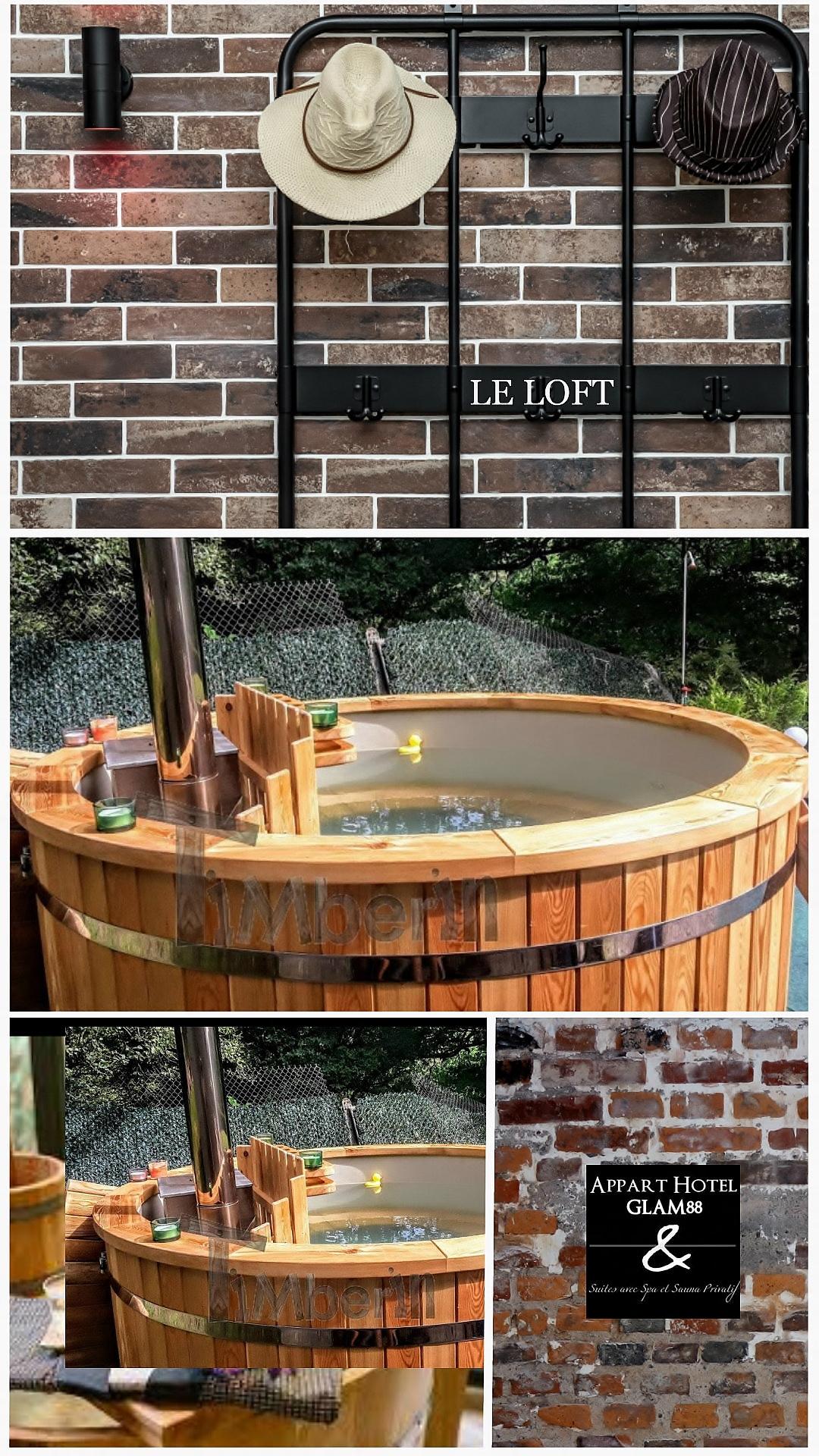 bain nordique - location saisonniere alsace vosges