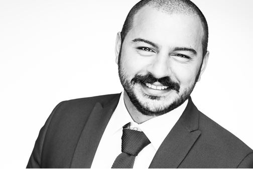 Ferhat Alaca, Geschäftsführer der Firma Urlaubshelfer 24 in Hagen
