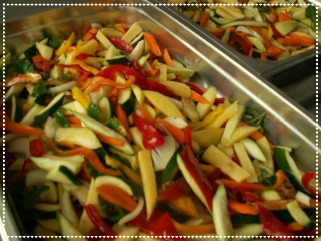 Tegamino di verdure