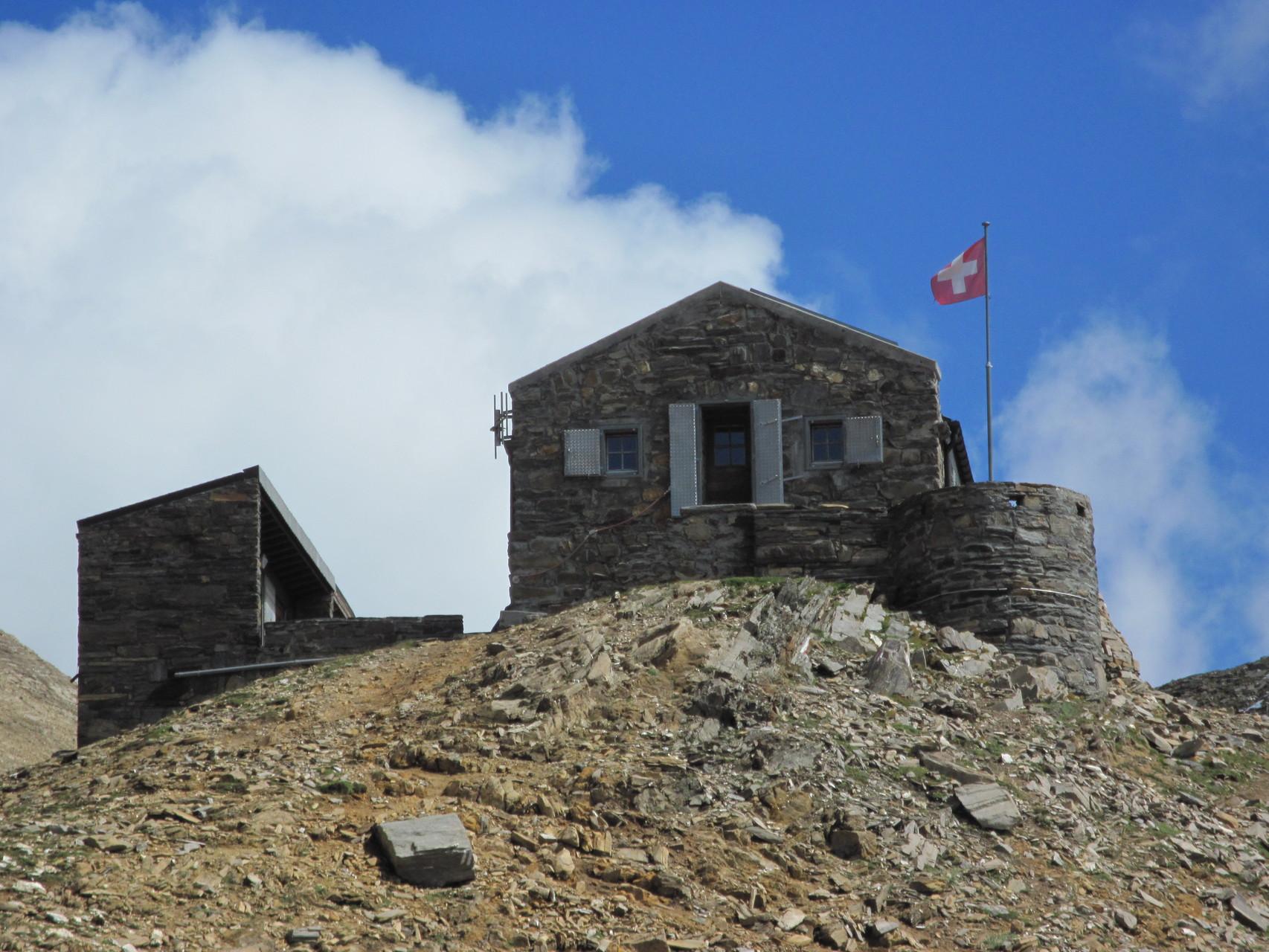 Monte Leone Hütte