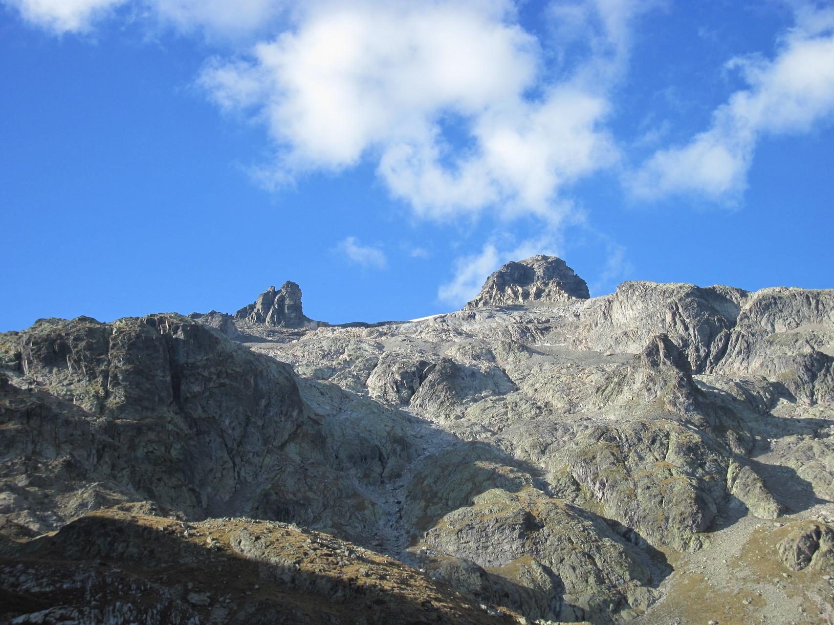 Kleinhockenhorn und Hockenhorn