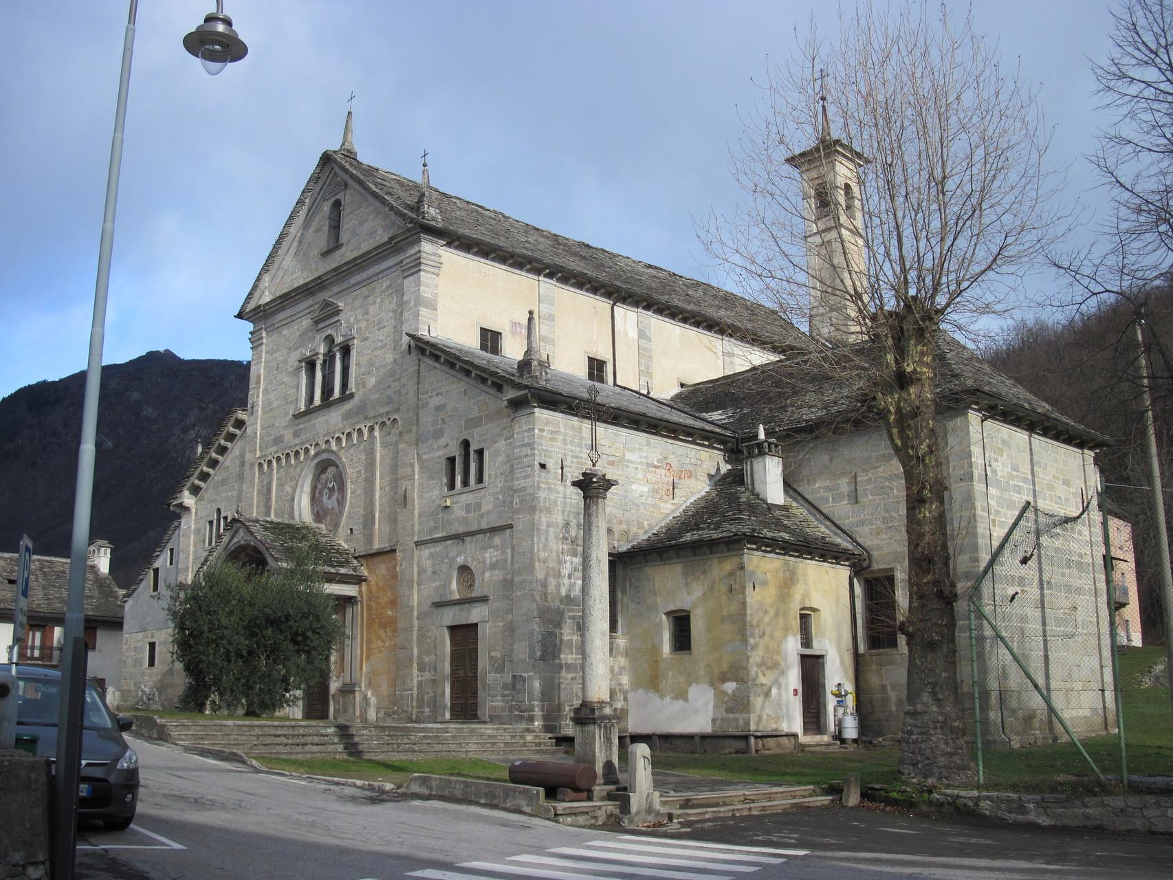 Pfarrkirche von Chiesa