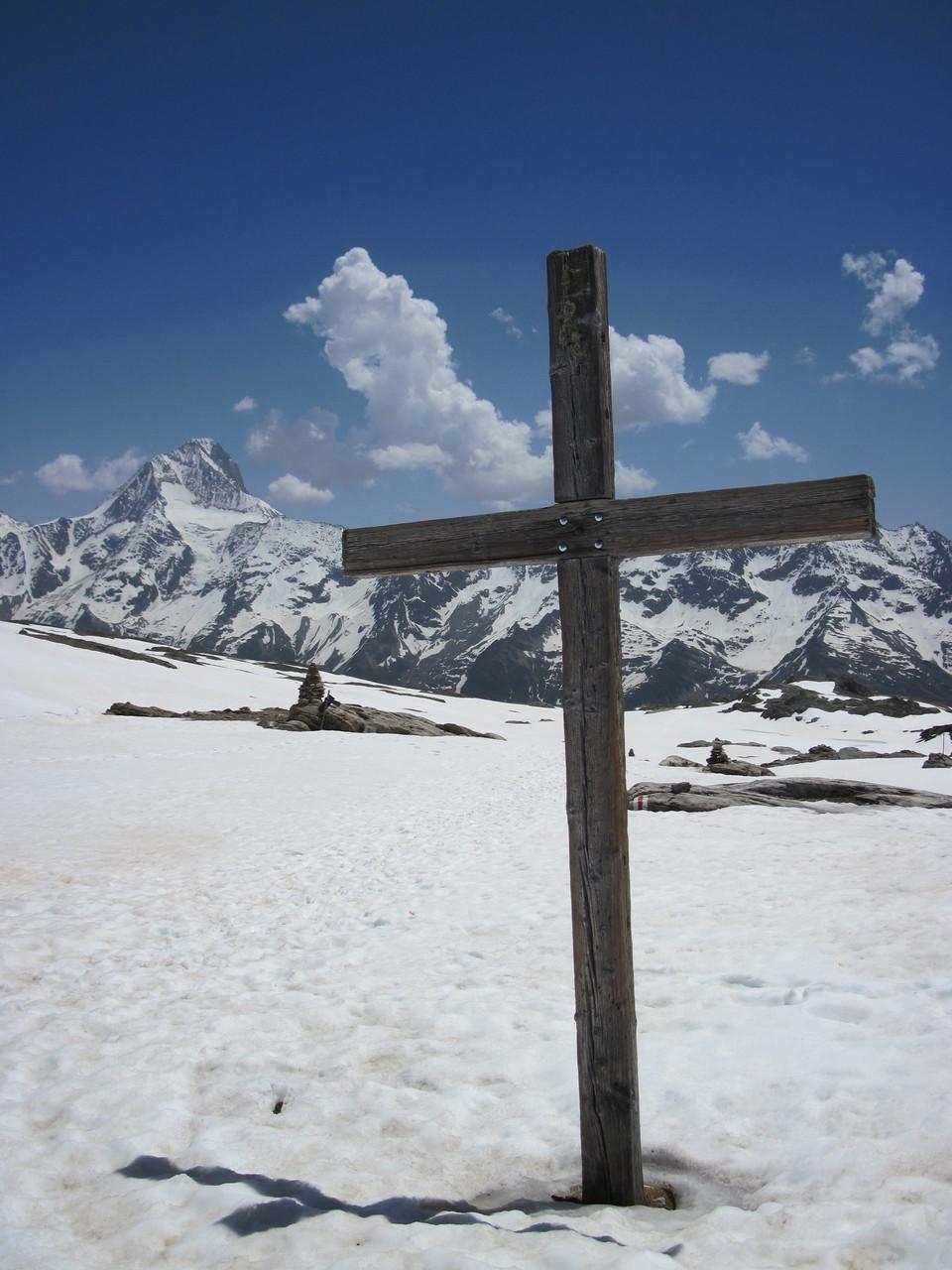 Lötschenpass bei der Lötschenpasshütte