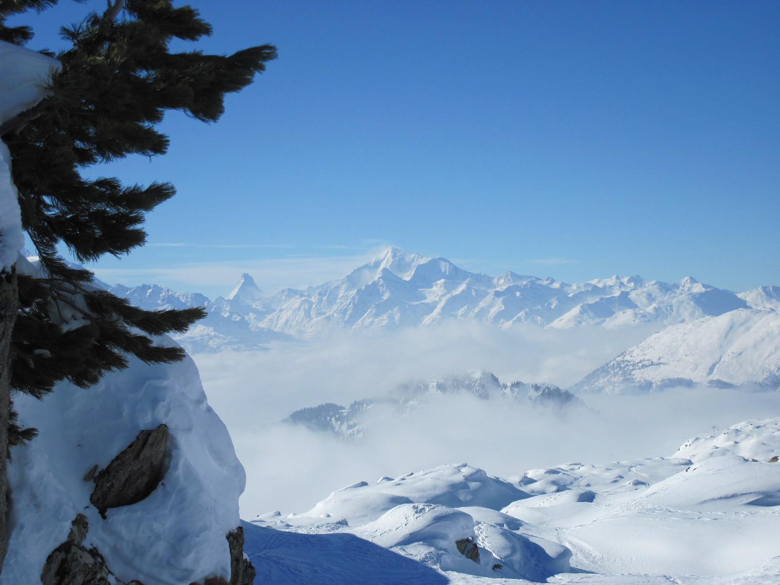 Blick zum Horu (Matterhorn)