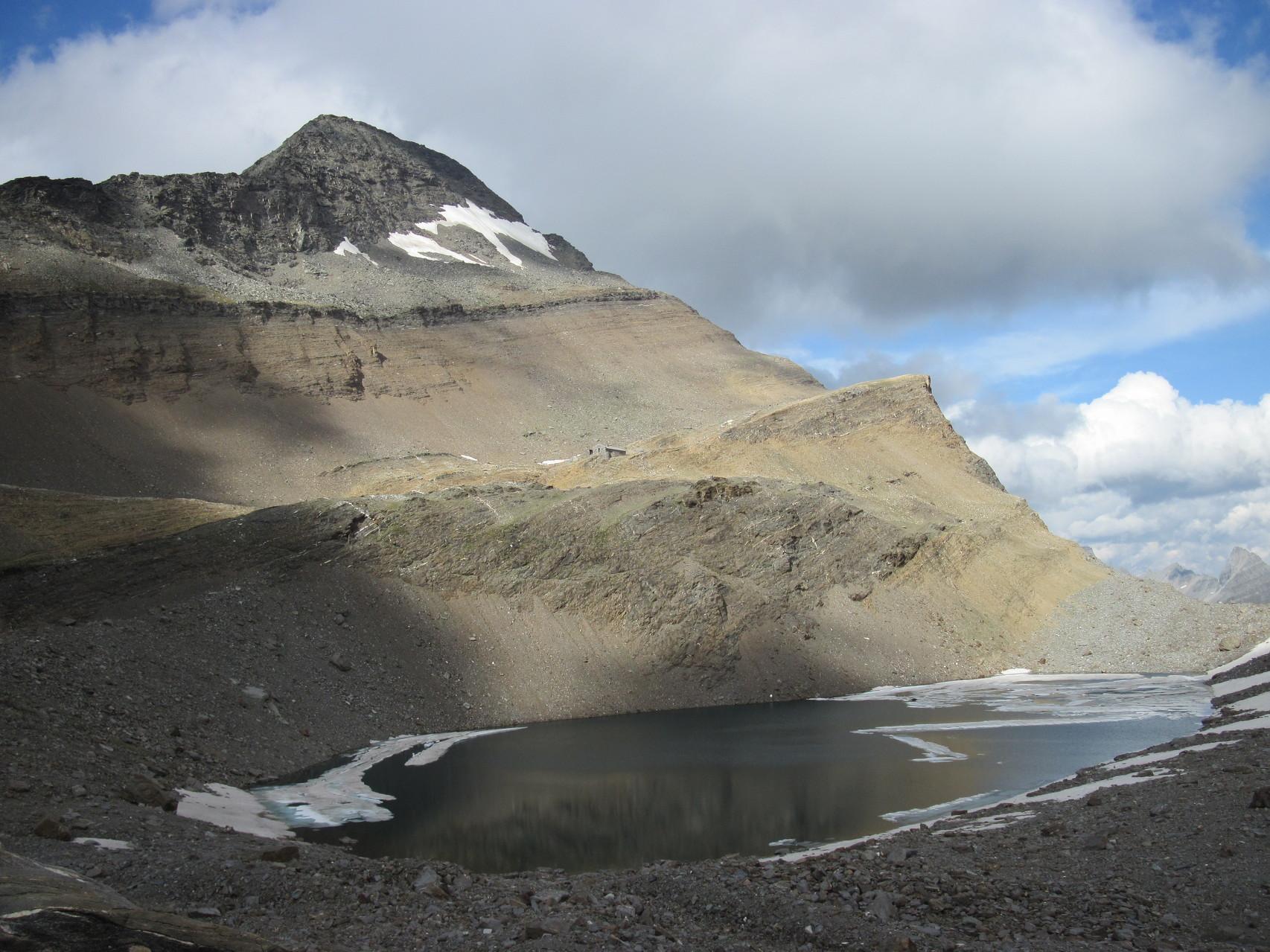 Wasenhorn mit Kaltwasserpass