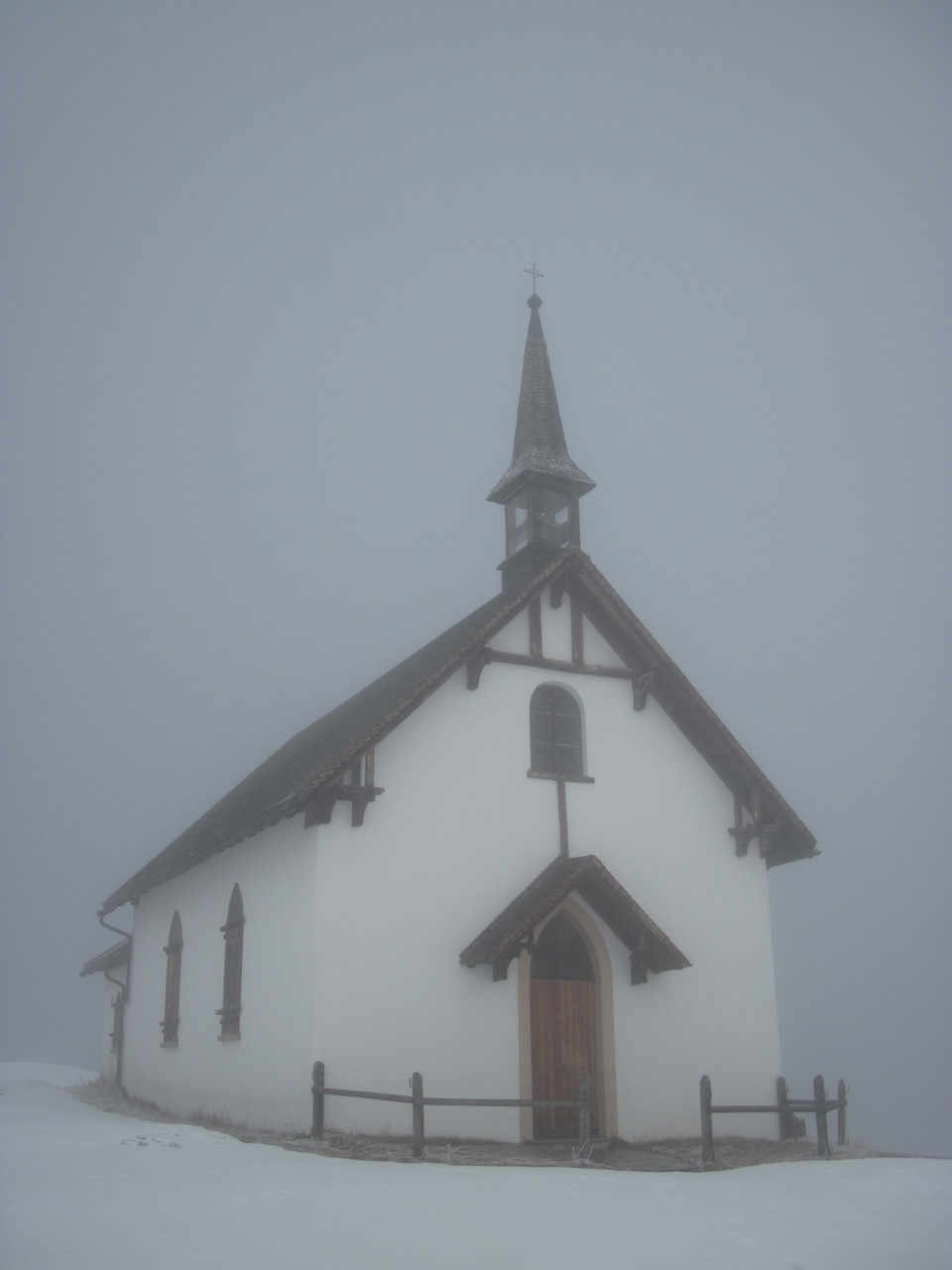 Kapelle am Aletschbord