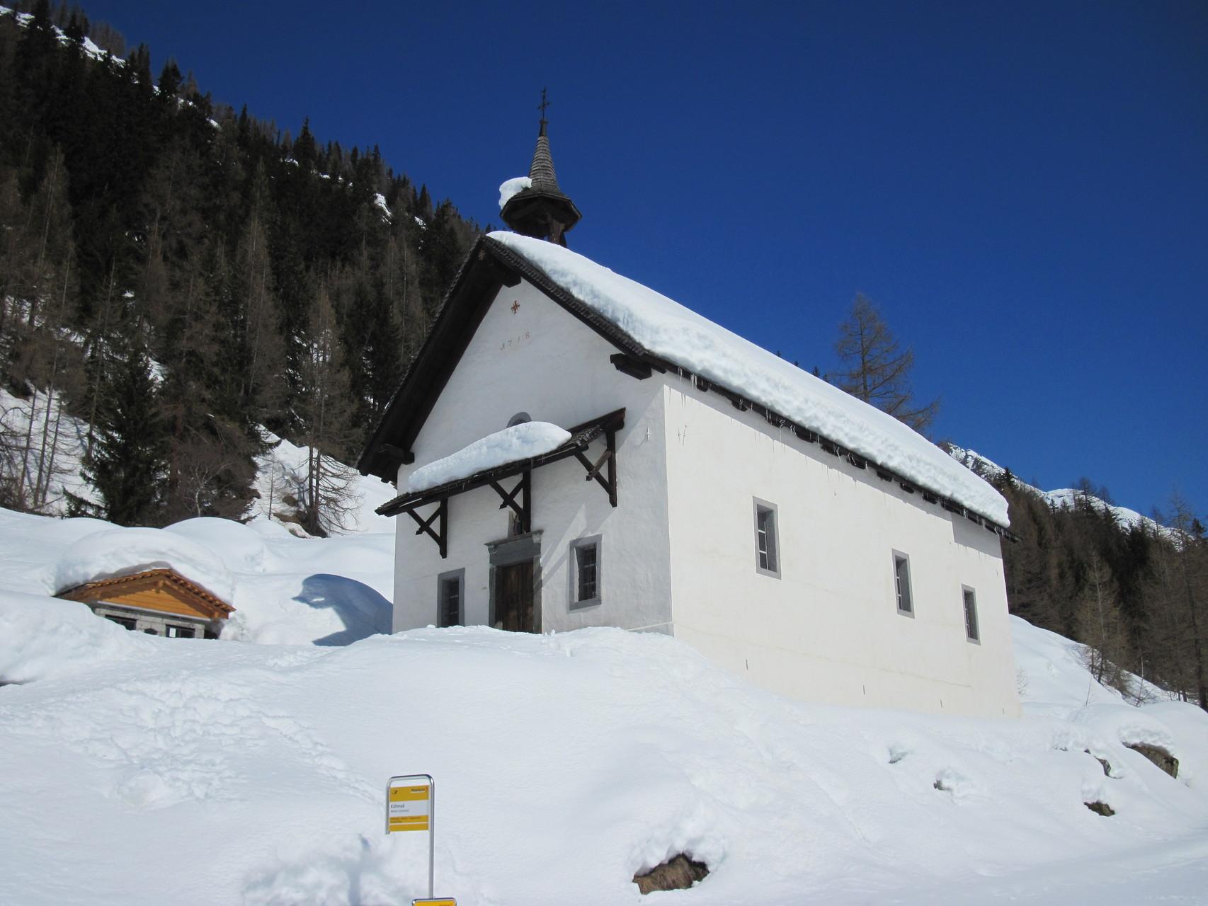 Kapelle Kühmad