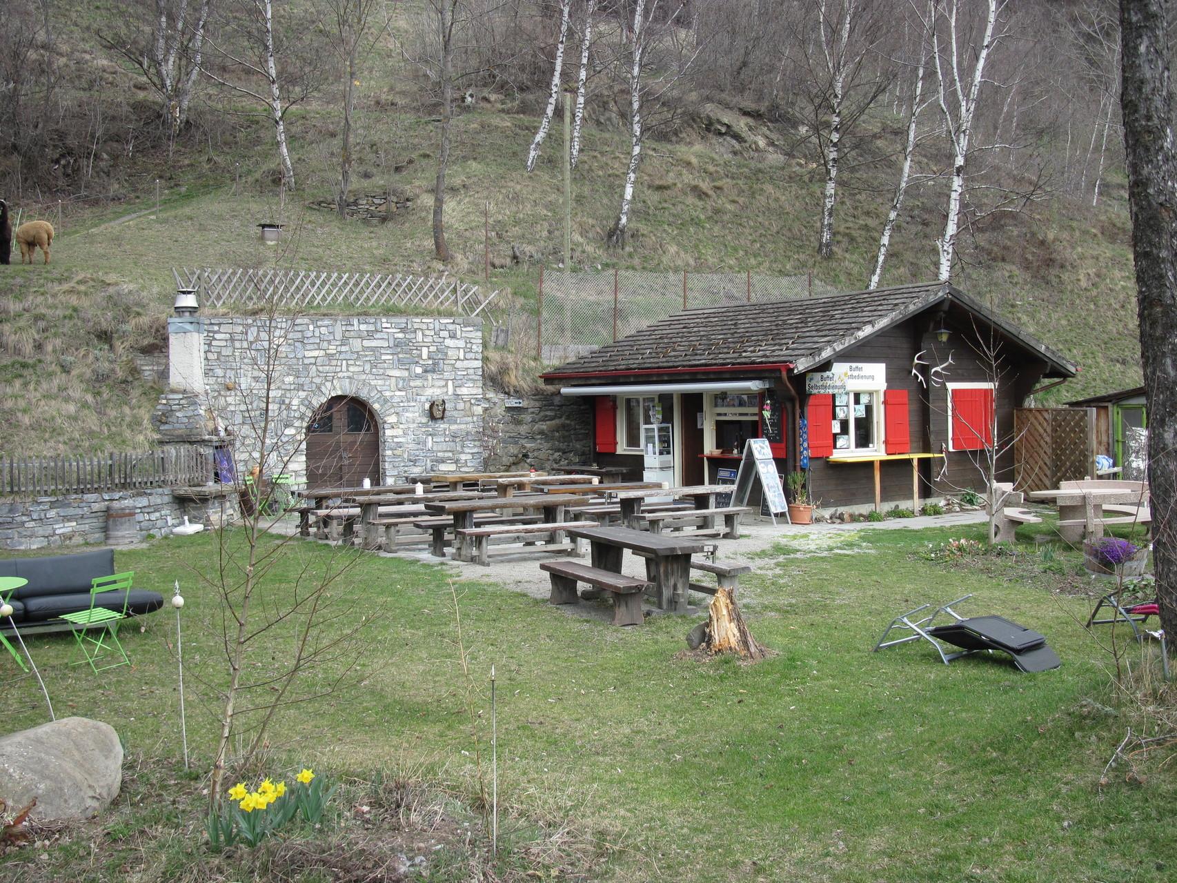 Restaurant Rarnerchumme