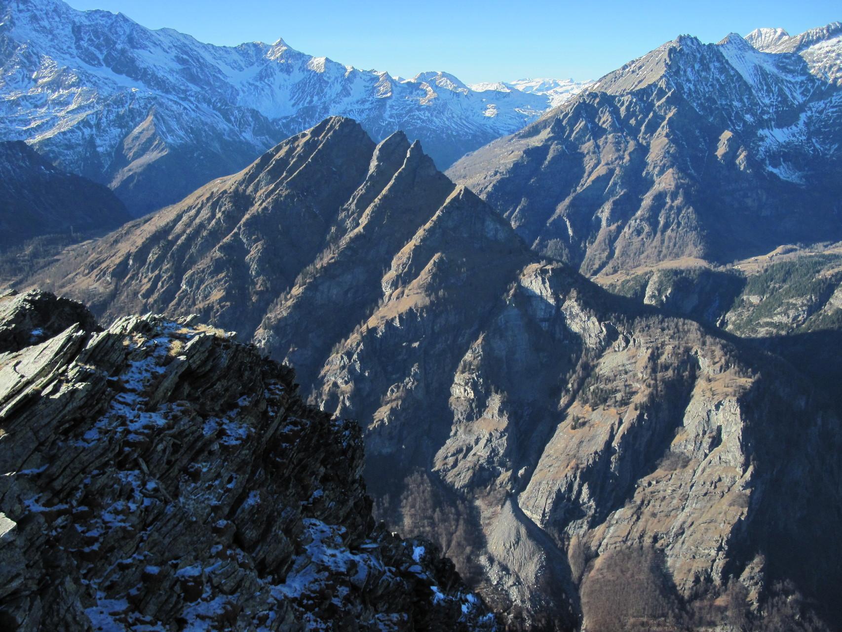 Ausblick zum Seehorn