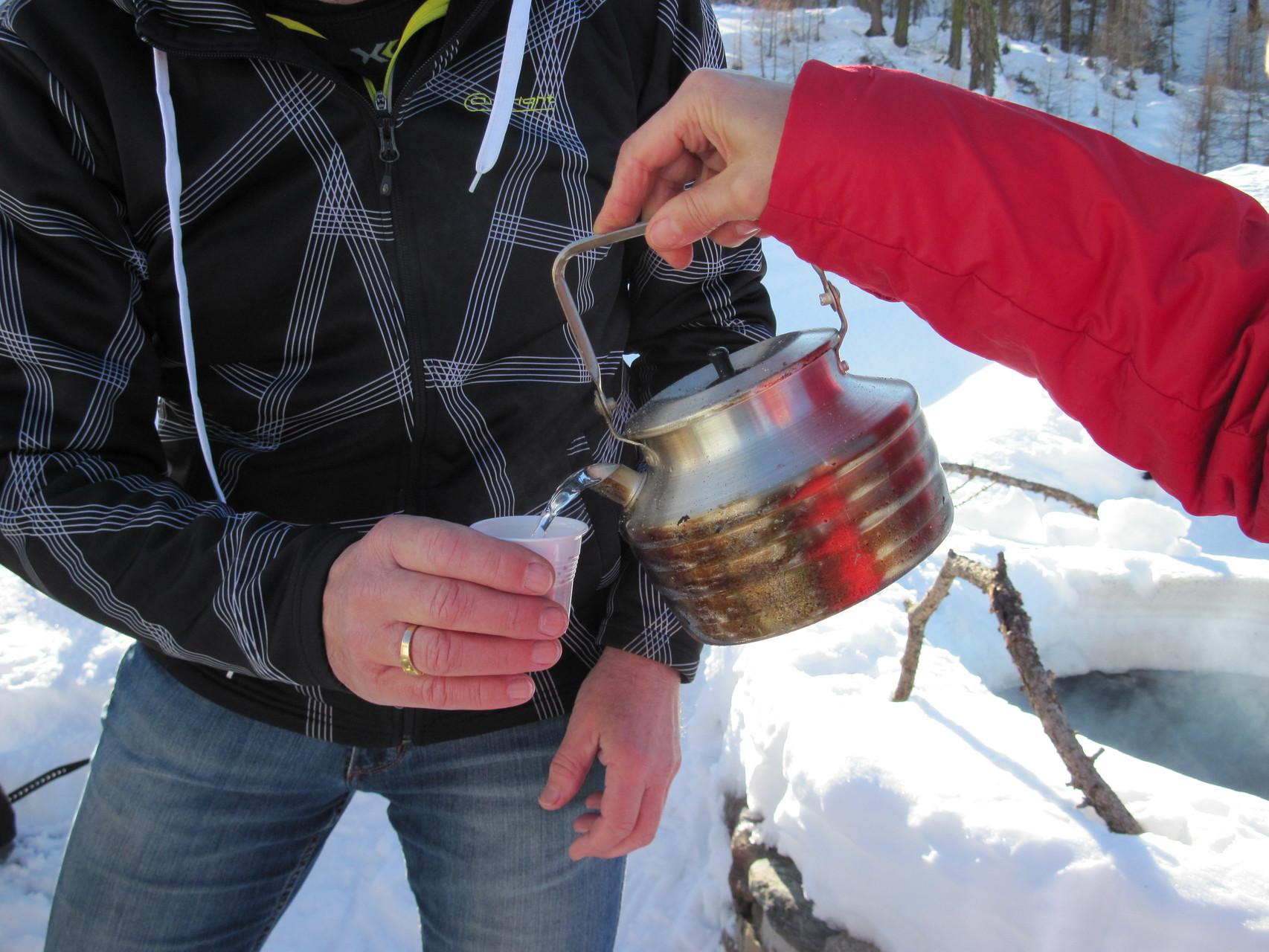 Schneewasserkaffee - der beste Kaffee der Welt
