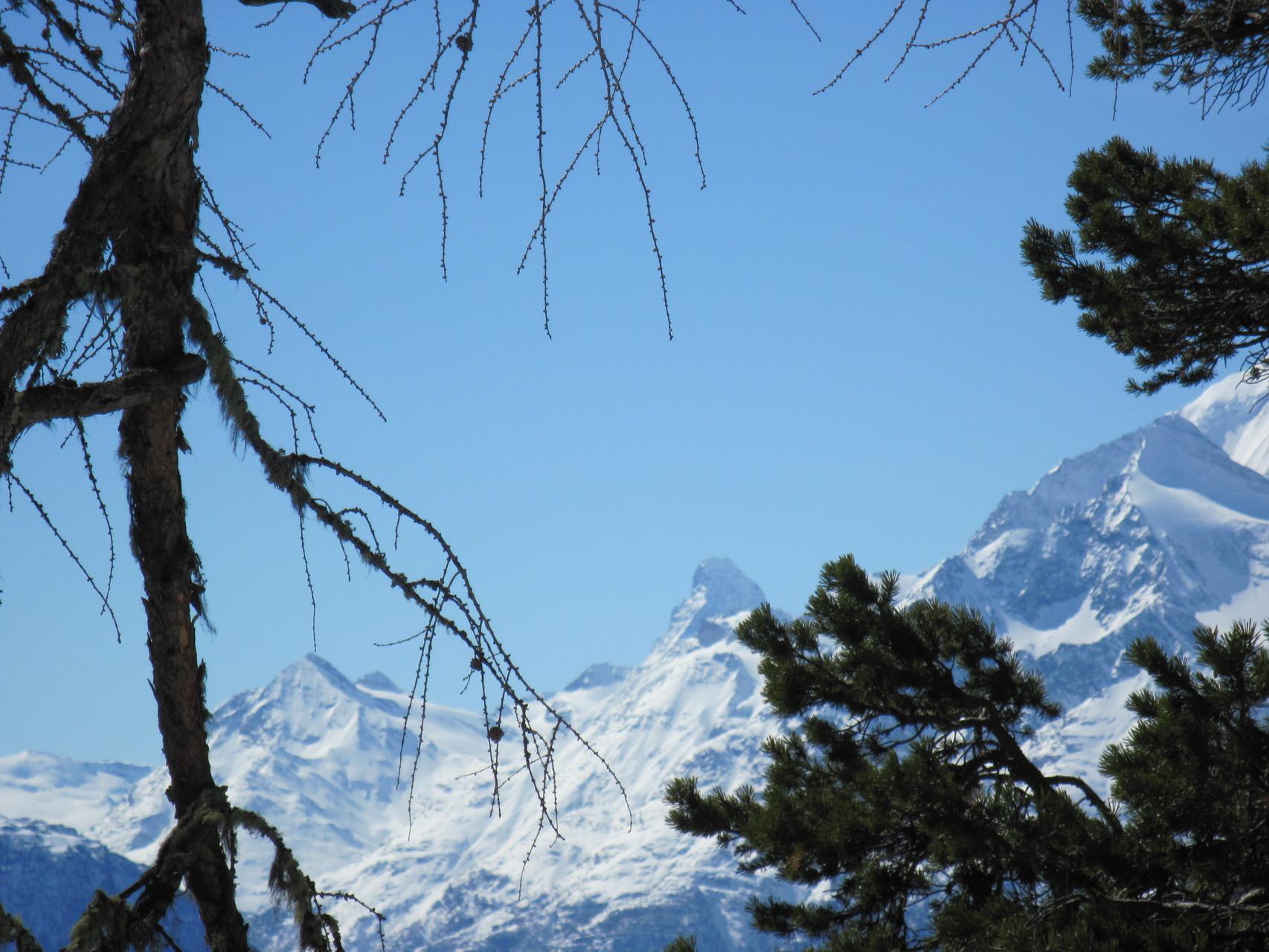 Z Horu (Matterhorn)