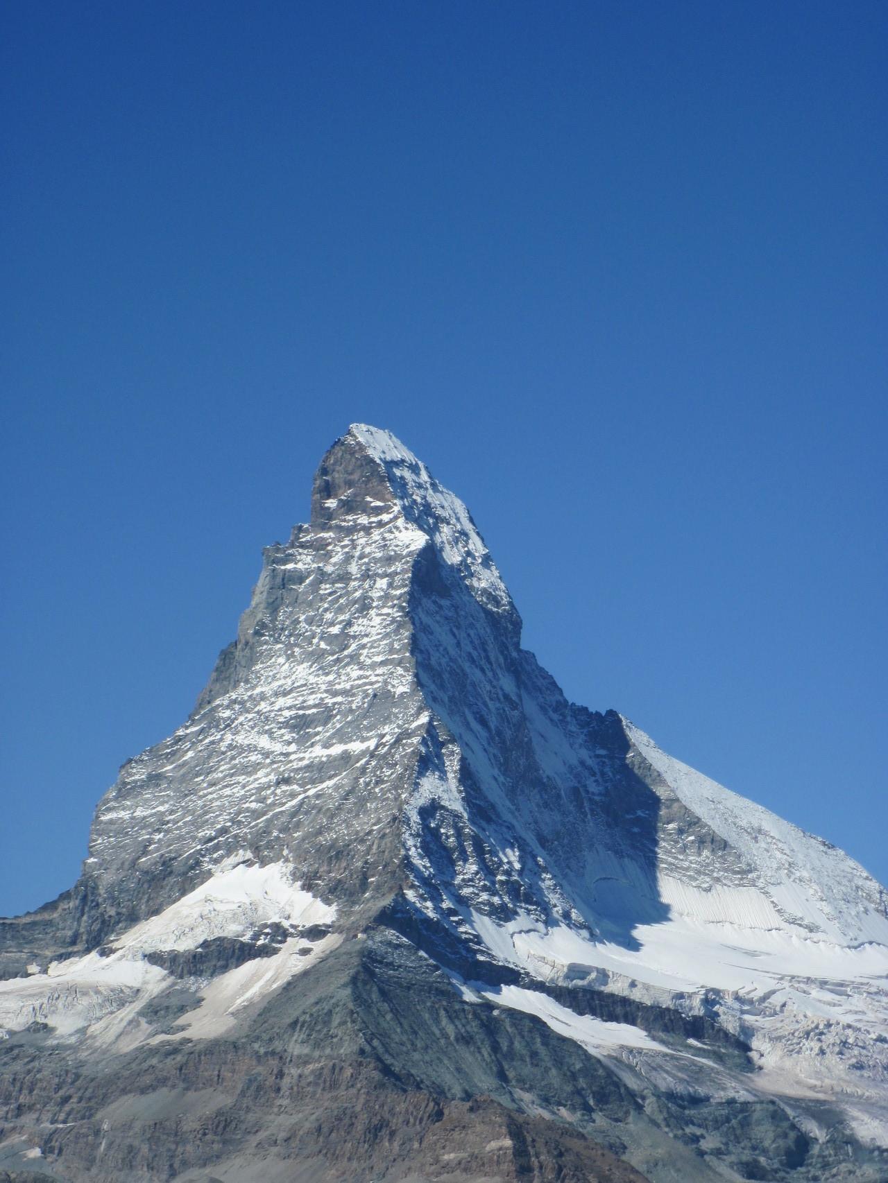 Das Horn der Hörner - Matterhorn