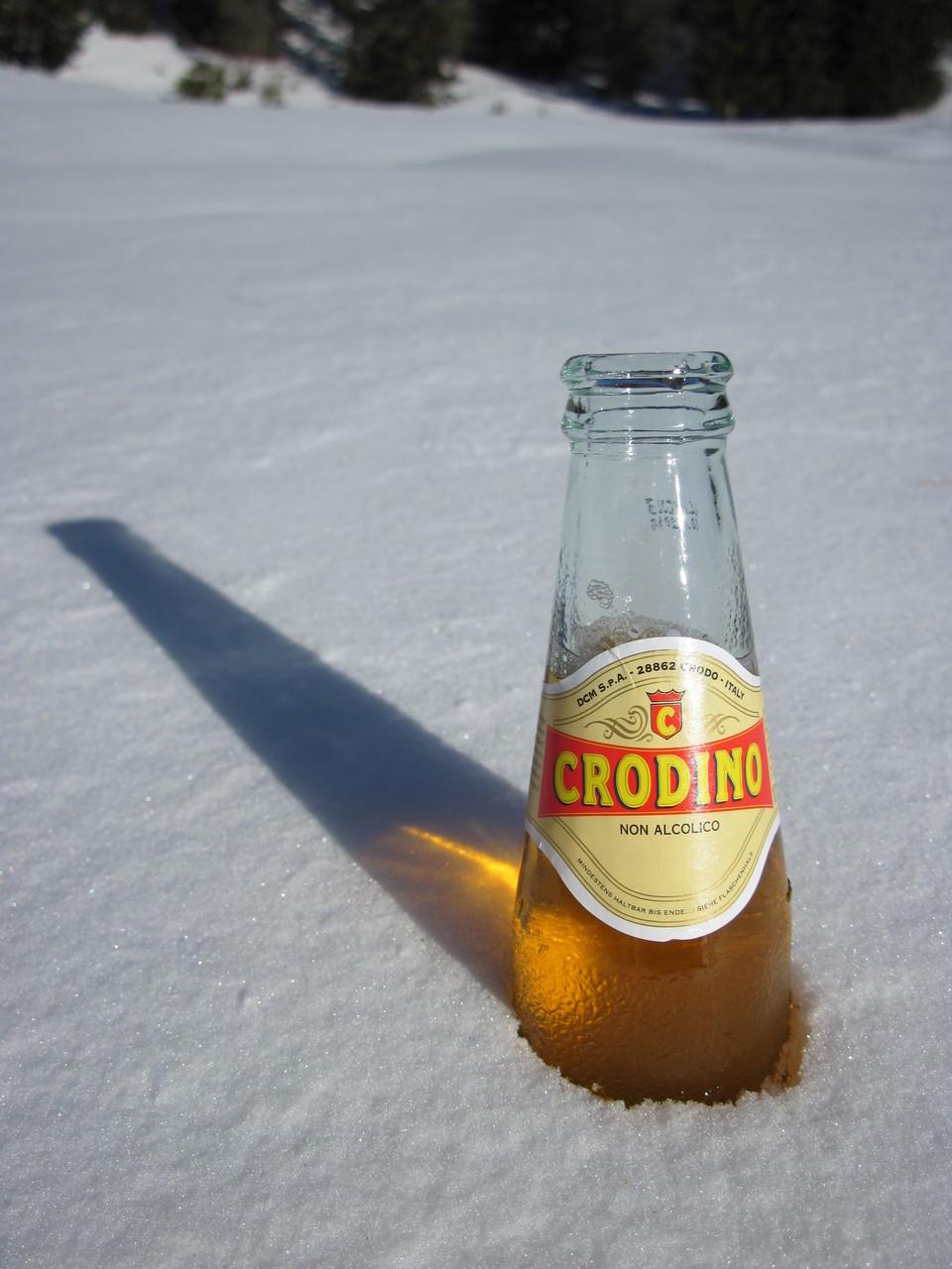 Crodino - Frisch gekühlt!
