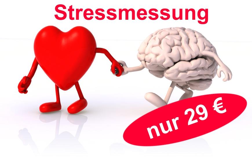 HRV-Messung, Herzstressmessung in Rostock