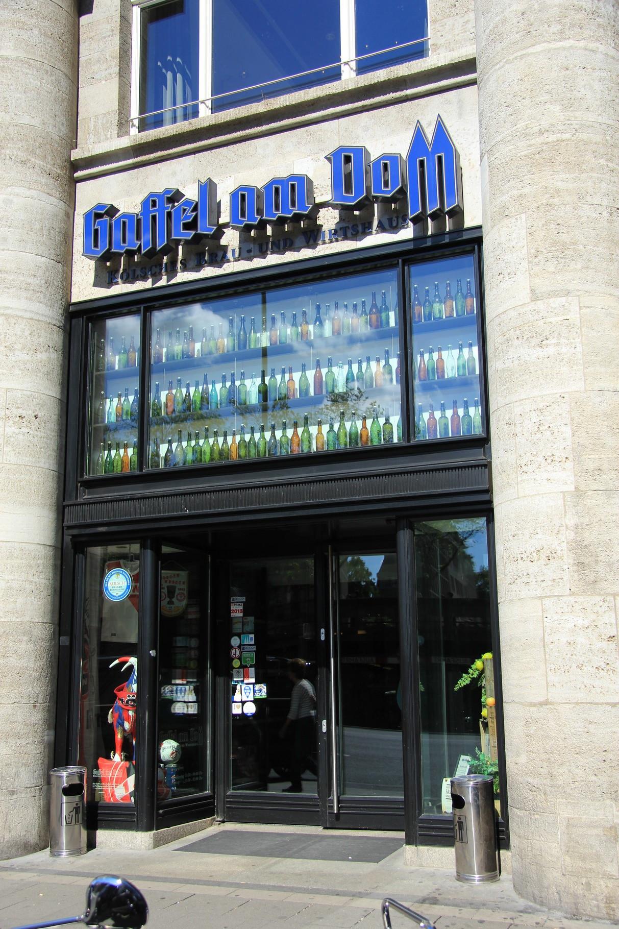 Brauhaustouren - Brauhaus Gaffel am Dom (am Hbf.)