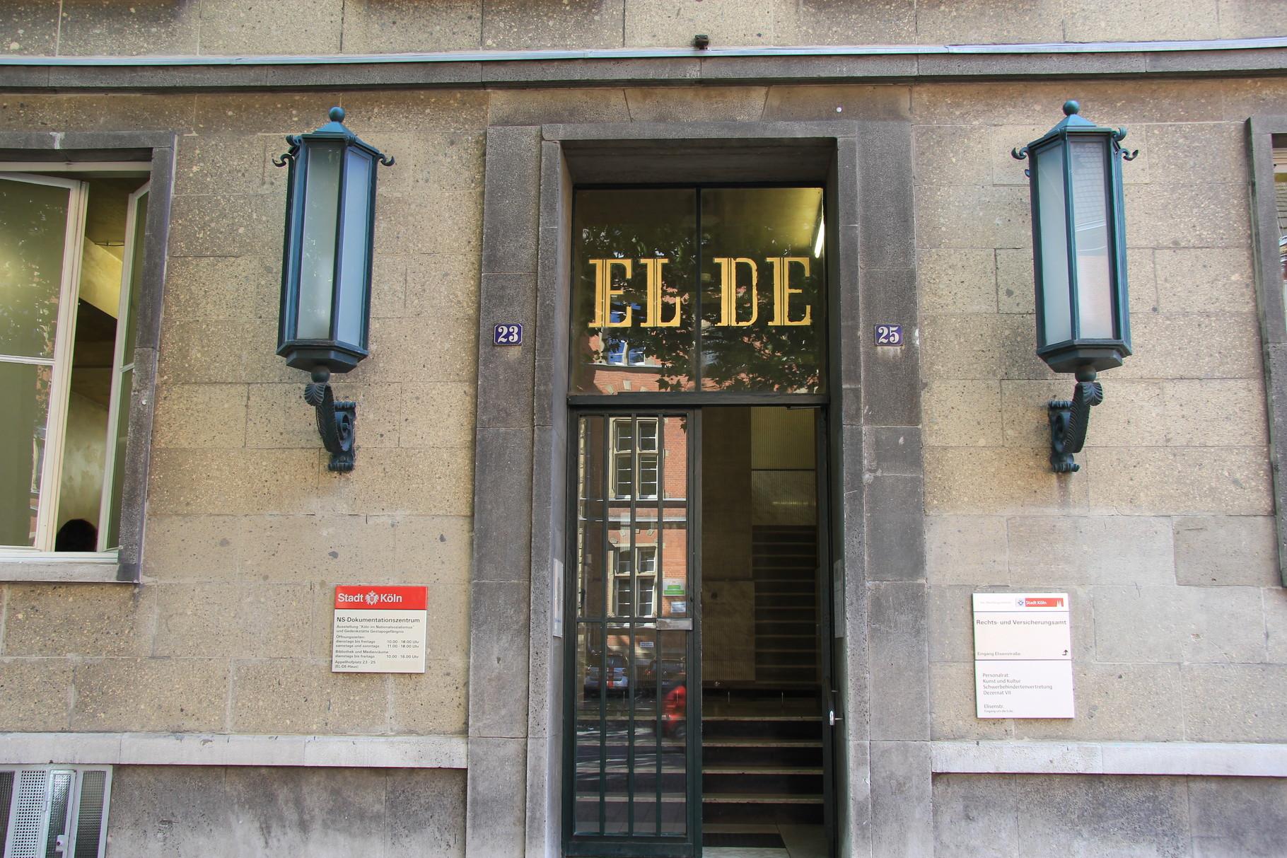 Führung Köln 1933-45 - El-De-Haus, ehemalige GeStaPo-Hauptquartier Köln (1935)