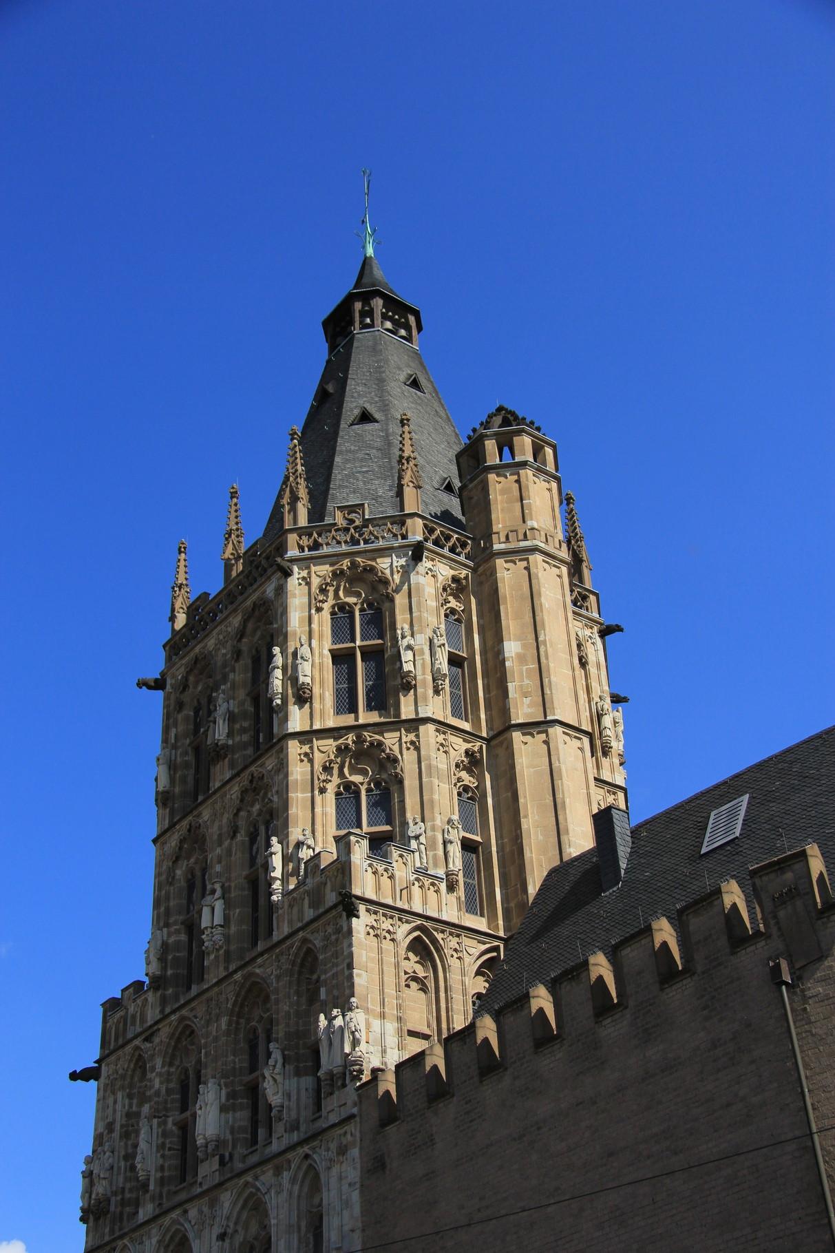 Mittelalter-Tour - Das Historische Rathaus (13.-16. Jh.)