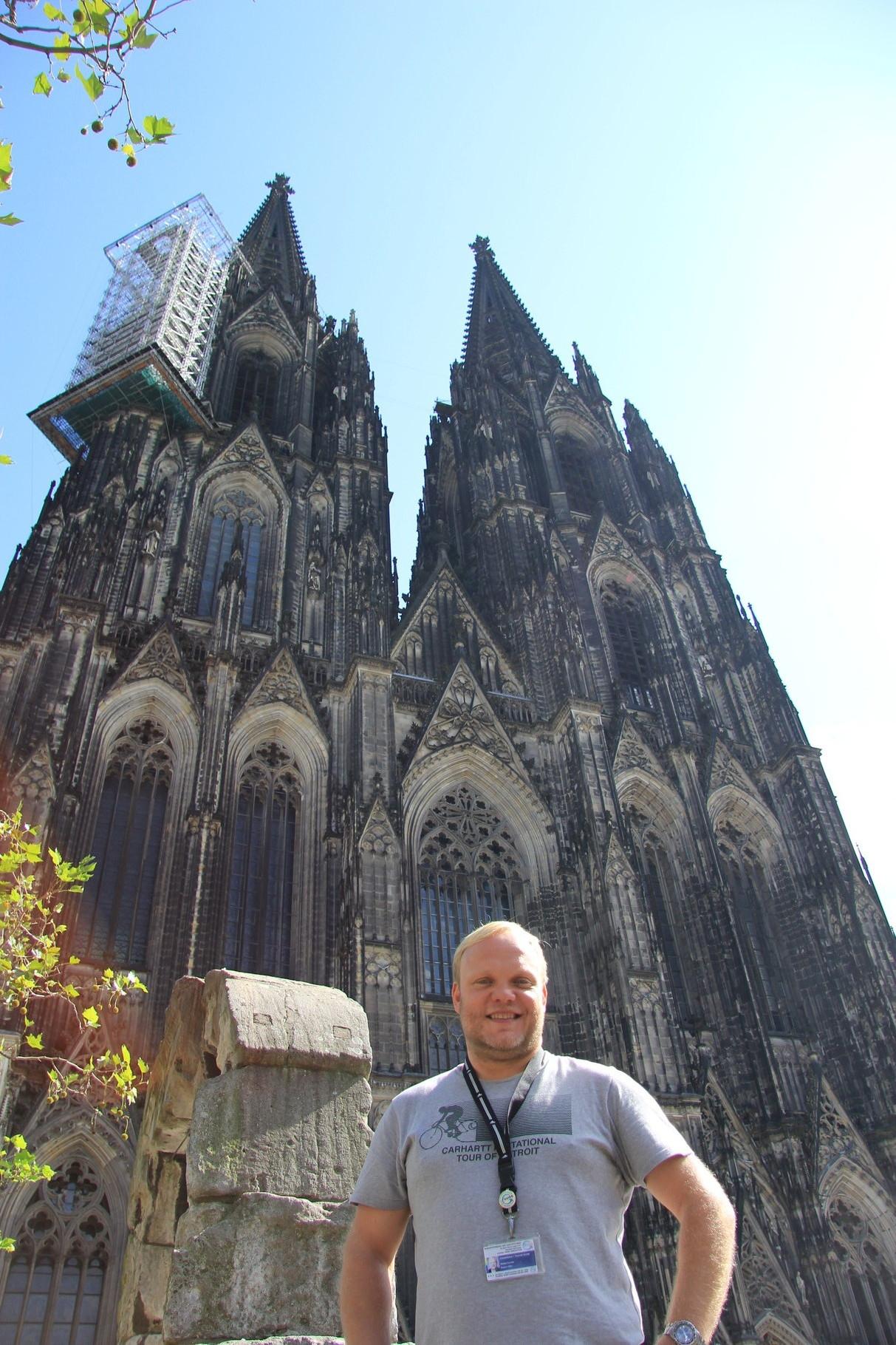 Kurzführung - DER Guide vor Kölner Dom