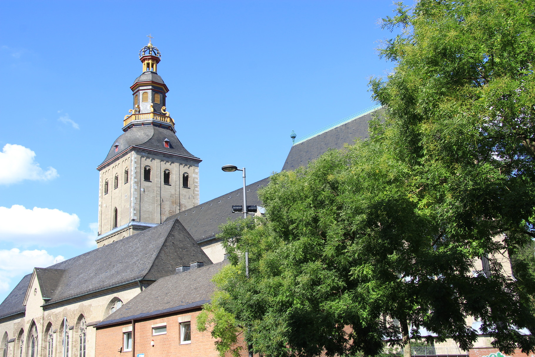 Führung Romanische Kirchen - St. Ursula (nahe Dom und Eigelstein)