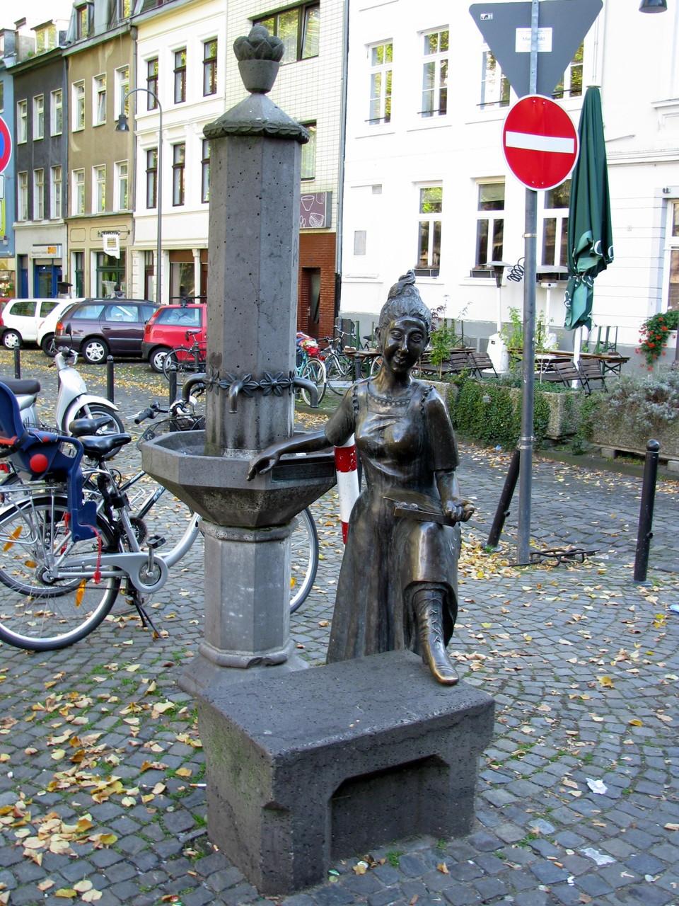 Geführte Fahrradtour - in der Südstadt: Gerda, das Schokoladen-Mädchen