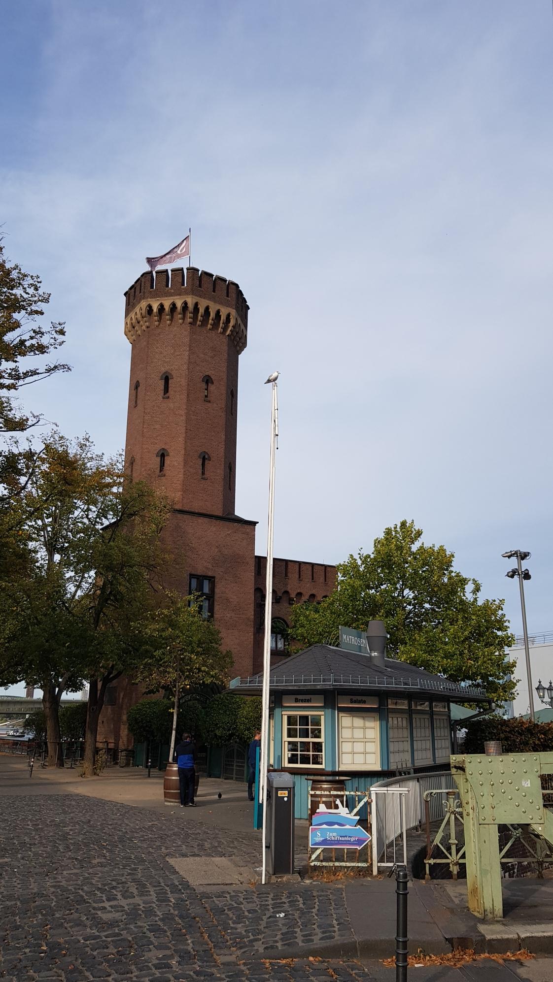 Preußen-Tour - Malakoffturm (1855)