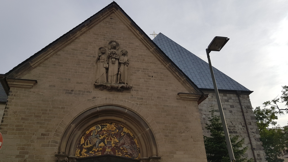 Führung Romanische Kirchen - St. Georg am Waidmarkt