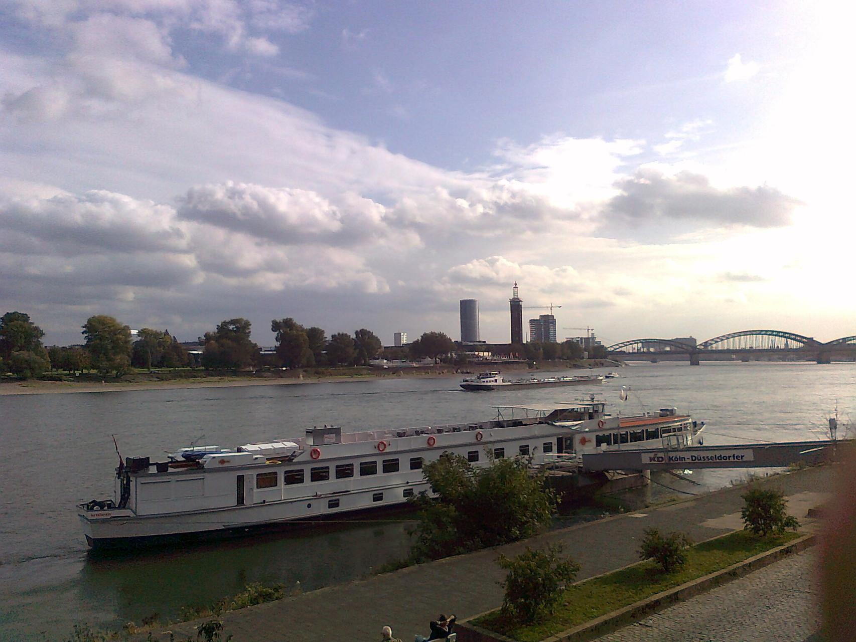 Geführte Fahrradtour - das Rheinufer an der Bastei