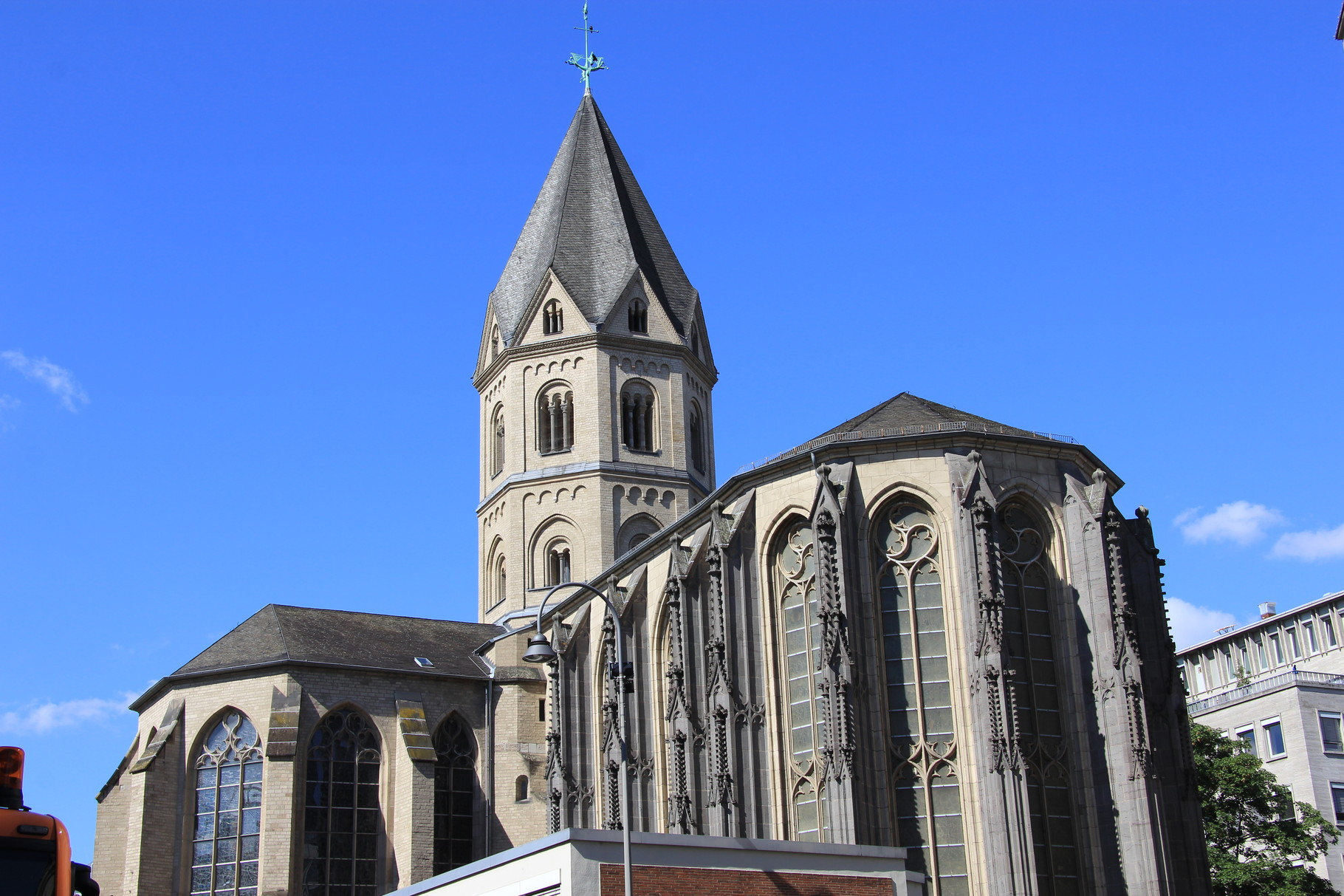 Führung Romanische Kirchen - St. Andreas (nahe Dom)