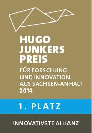 Hugo-Junkers-Preis 2014