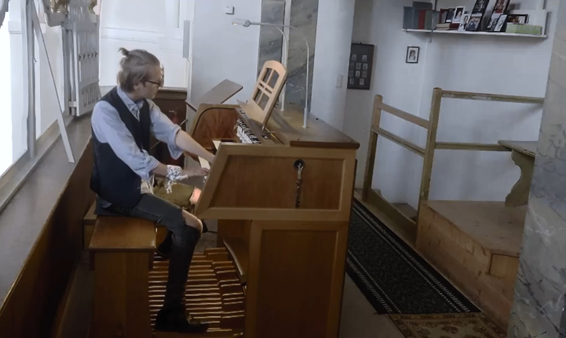 Musikalische Beiträge zu Pfingsten