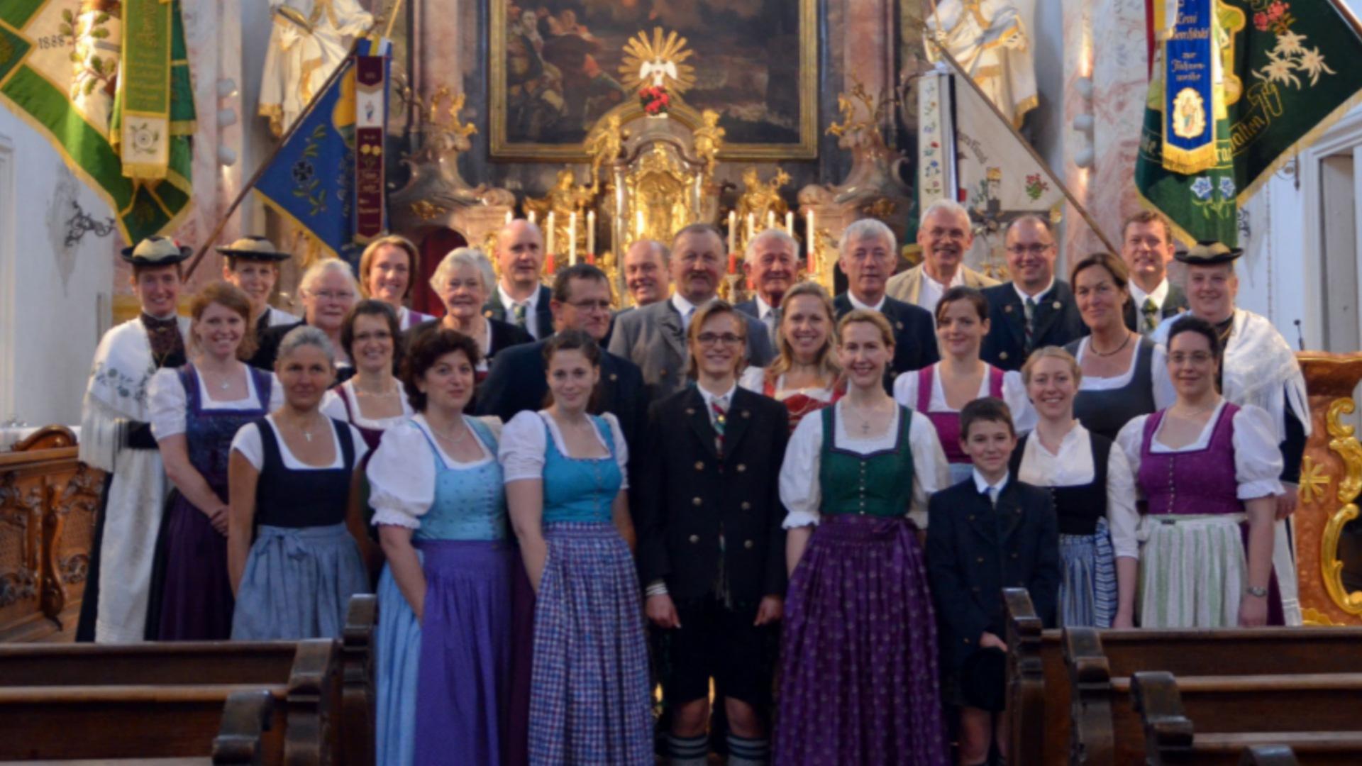 Spende für den Kirchenchor