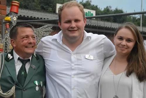Neuer König 2018: André Thien und Anke Fugel