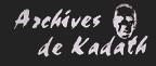 Archives de Kadath (Canada)