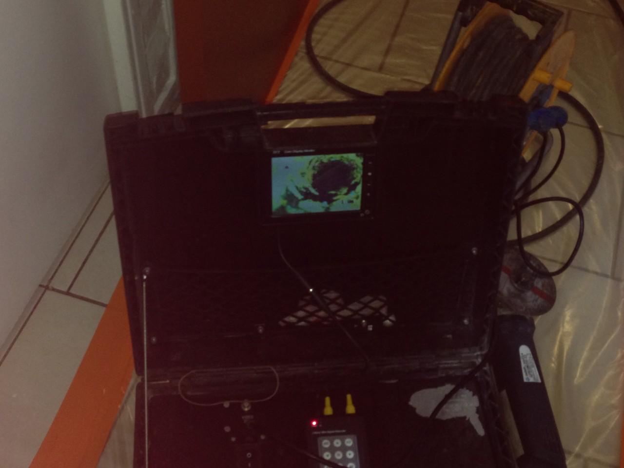 Controle video par endoscope