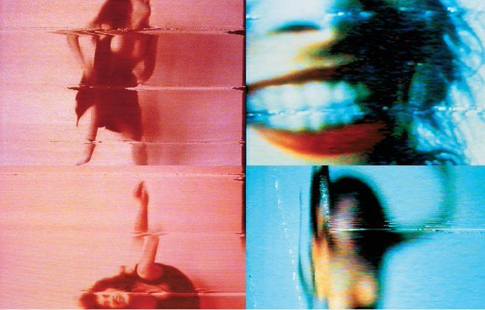 Pipilotti Rist, I'm Not The Girl Who Misses Much, still, 1986